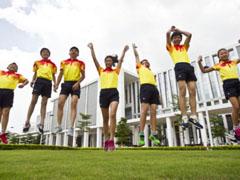 深圳体校美国橡树谷高尔夫专项班赴美集训参赛